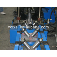 steel round pipe machine