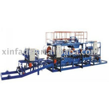 Laminatoren Maschinen, Blechbearbeitung