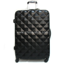 Diamond Lattice ABS Travel Luggage