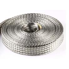 Mangas de cobre para blindagem de alumínio