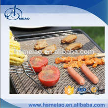 Fireproofing Non-stick BBQ Grill mesh Mat