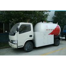 5500liters GPL réservoir GPL distributeur camion gaz liquide camion à gaz