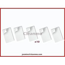 Kit de limpieza de laminador compatible Evolis A5070