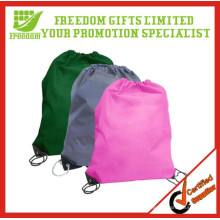 Cheap Hot Selling Custom Brand MIni Drawstring Bags