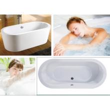 Cupc Imapo zertifizierte Acryl Soaker tränken Badewanne