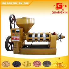 Expansor de óleo de pressão Yzyx140 máquina de fábrica de óleo quente