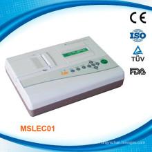 MSLEC01K FDA und CE genehmigt Digital EKG Maschine