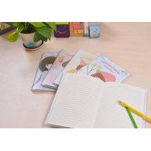 Бумага для канцелярских принадлежностей с записной книжкой с крышкой из ПВХ