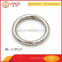 Vorteil Preis 19mm breiten Nickel Eisen Metall O Ring