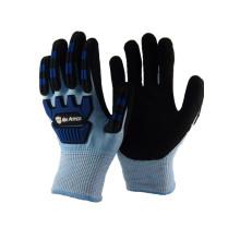 NMSAFETY TPR manipulation de l'impact sécurité des gants de sécurité