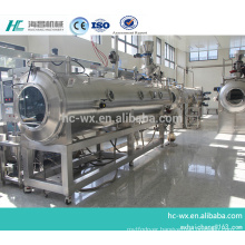 China supplier conveyor dryer for powder application