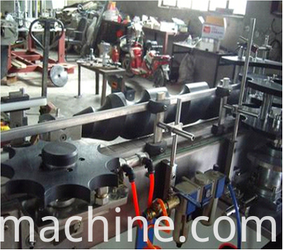 hot melt glue labeling machine3