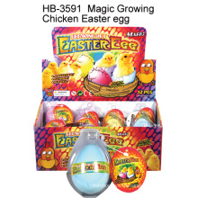 Huevo de Pascua Magic Growing Chicken