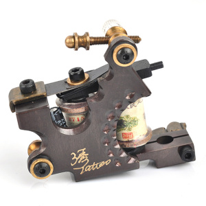 Handmade shader tattoo machine