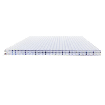 Polycarbonate Hollow Sheet Two Wall Sheet