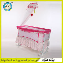 Hot china products wholesale electric baby cradle