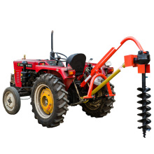 3 points Pto petit tracteur Hitch Tree Hole Digger