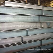 HEA HEB S235 S355 SS400 A36 Q235 Q345 hot rolled iron h profile steel h beam/H beam