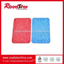 Красочные ткани сетки светоотражающие для обувь материал