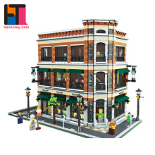 4616pcs Bookstore Lepin creators building bricks