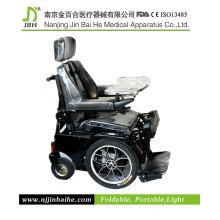 2013top Sell Travel Power Standing Wheelchair for Old People