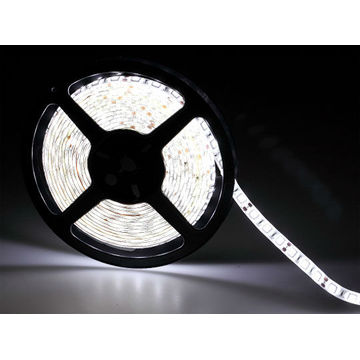 rgb led strip light 12v warm white light