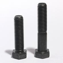 High Strength OEM/ODM Fastener DIN933/931 Steel Hex Head Bolt