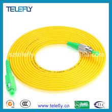 Cable de conexión de fibra SC / APC-FC / APC