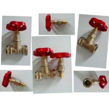 Латунный запорный клапан / латунный запорный клапан (a. 7016)