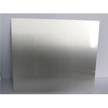 Decorative aluminum sheet metal for lighting