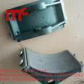 Tower crane brake block