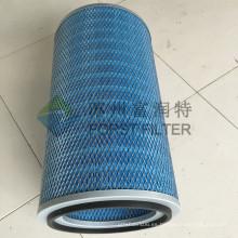 Filtro de entrada de aire FORST para filtro de entrada de turbina de gas