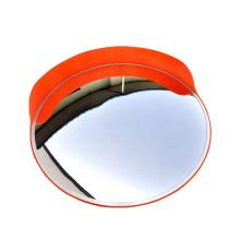 100cm outdoor convex mirror round plastic acrylic lens for road corner