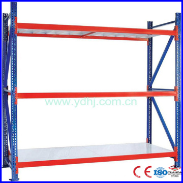 Heavy Duty Warehouse Metal Shelf Storage System 4 capas