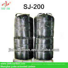 Kohle-basierte Pulver-Aktivkohle