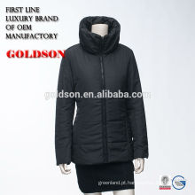 Top Clothing Popular Ladies Sexy Winter Down Jacket Fornecedor de China