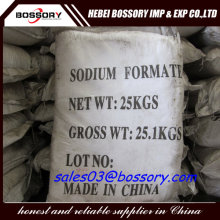Cement Using Sodium Formate