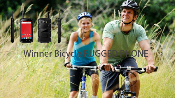 Winner Bicycle RUGGED PHONE