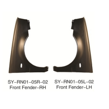 Good Quality for Right Car Fender Front fender for RENAULT LOGAN 2004-2012 export to Burundi Manufacturer