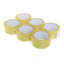 clear acrylic carton sealing packing tape