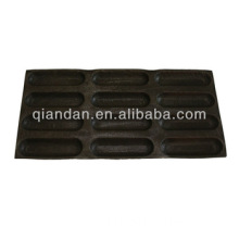 Square Silform for bakeries