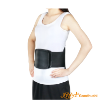Medical Fixation adjustable lumbar back support strap bands