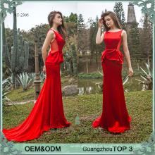 Vestido de festa longo vestido vermelho vestido projetos hup elegante vestido de noite vestido de pornô bainha vestido de noite