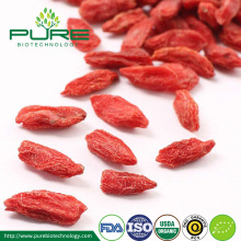 EU and NOP Certified Organic Dried Goji Berries
