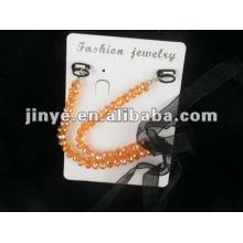 Accesorios de sujetador de correa de joyería sujetador de cristal