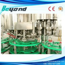 Small Glass Bottle Beer Filling Machine