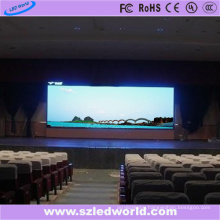 P4.81 Indoor Full Color Rental LED Video Wall for Advertising