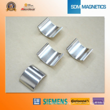 Hot Sale Strong Ferrite Arc Magnets for Motorcycles