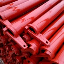 epoxy plastic coated scaffolding steel pipe