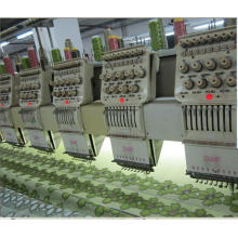 High Precision Computerized Embroidery Machine for Fabric